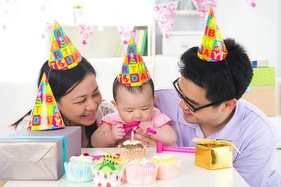 #FORUM Ide tema pesta ulang tahun pertama anak