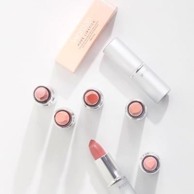 Ini Lho 7 Pilihan Lipstik Warna Nude Lokal di Bawah 50 Ribu