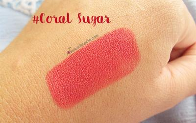 Zoya Ultramatte - Coral Sugar