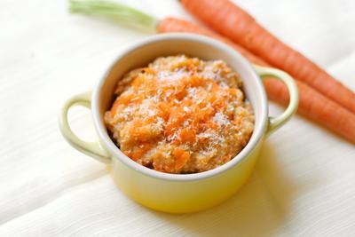 2. Bubur Sayur + Daging Sapi