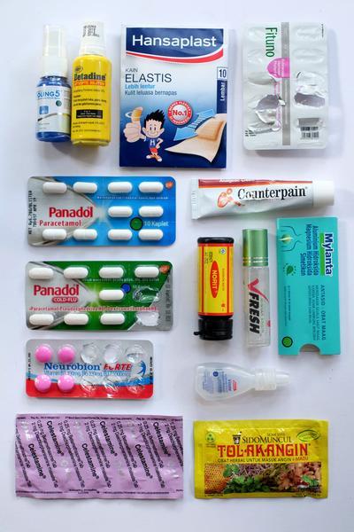 Moms! Ini Daftar Obat P3K yang Wajib Dibawa Saat Travelling dengan Si Kecil