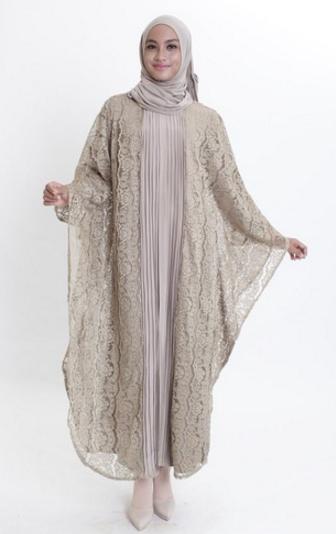 Long Dress Kaftan