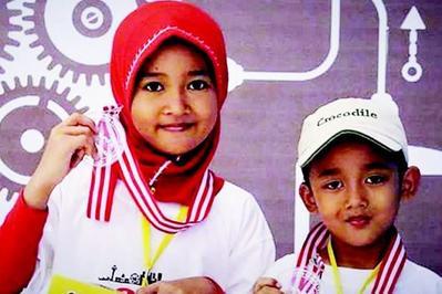 Mengagumkan! Inilah Anak Indonesia Berprestasi di Tingkat Dunia