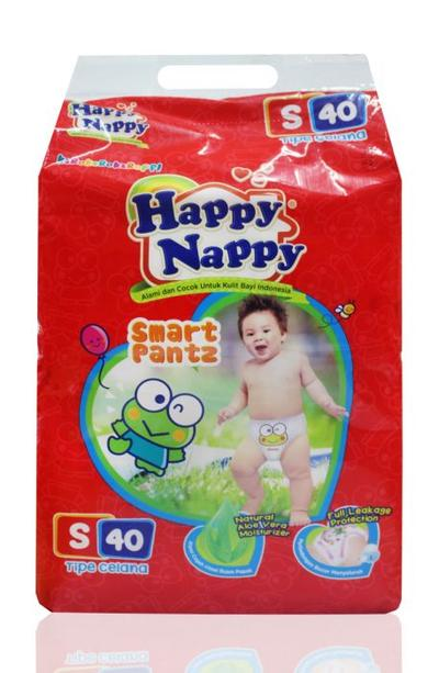4. Happy Nappy