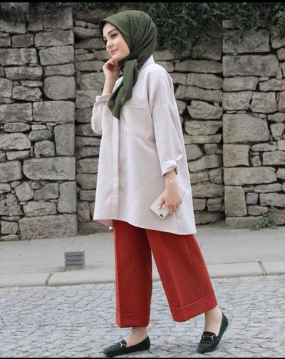 Turkish Hijab Style for a Complete Look
