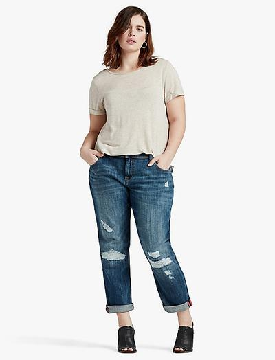 Celana Boyfriend Jeans