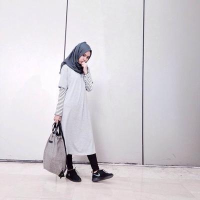 Tampil Fashionable dengan Legging Wudhu Kekinian? Why Not!
