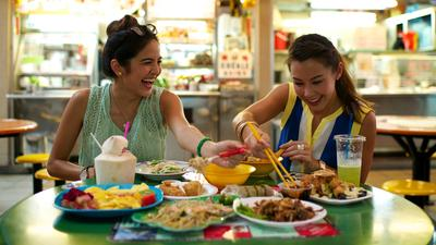 Mau Liburan ke Singapura? Jangan Lupa Cicipi Kuliner Ini Moms!