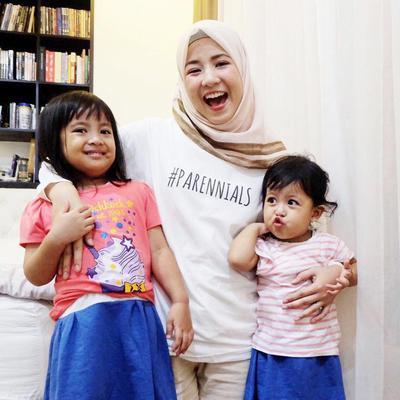 Menikah Muda, Ini Dia Manfaat yang Dirasakan Artis Indonesia Cantik Natasha Rizky