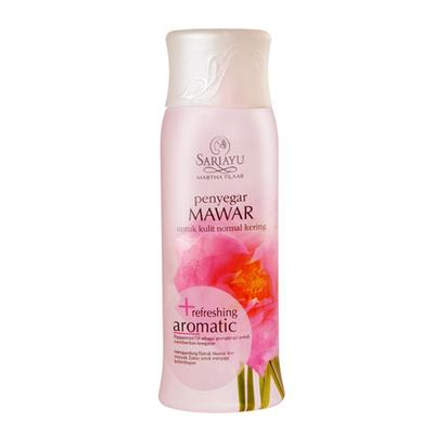 Sariayu Penyegar Mawar Refresh Aromatic