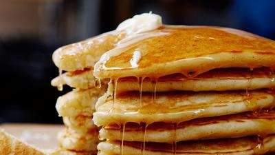 Lezat dan Segar! Ini Dia Kreasi Menu Sarapan Pagi Sehat dengan Pancake Yogurt