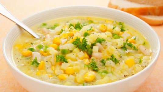 Moms Ini Dia Menu Makanan Sehat Untuk Ibu Hamil Aneka Sup Yang