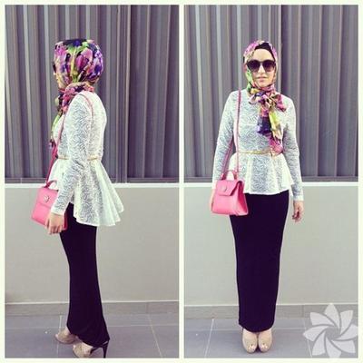 Pakai Brokat Tak Selamanya Jadul, Begini Cara Padu Padan Modern yang Cocok Untuk Hijabers