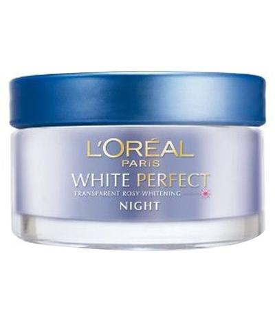 L'Oreal Paris White Perfect Fairness Night Cream