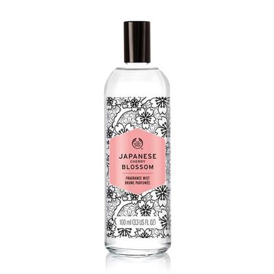 Parfum Body Shop Japanese Cherry Blossom Mist