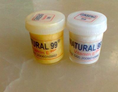 Cream Natural 99