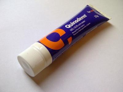 Quinoderm Cream