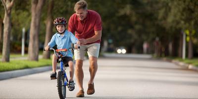 Wow! Ternyata Belajar Naik Sepeda Roda Dua Bermanfaat Bagi Perkembangan Anak