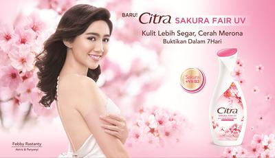 1. Citra Sakura Fair UV