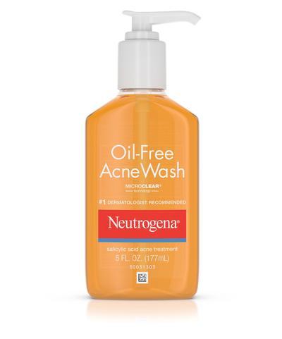 Neutrogena Oil-Free Acne Wash