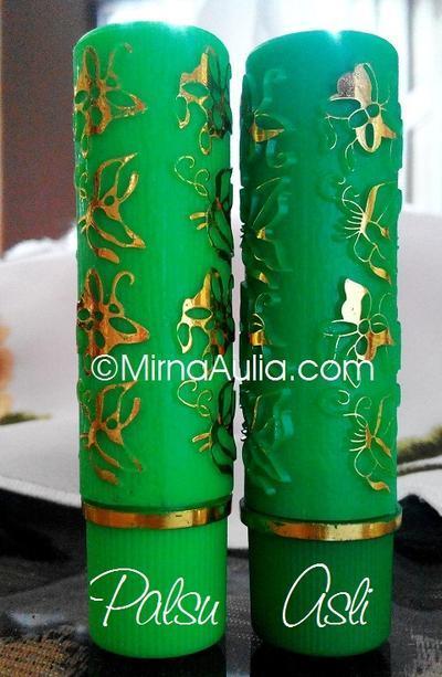 Ciri-Ciri Lipstik Arab Asli dan Palsu