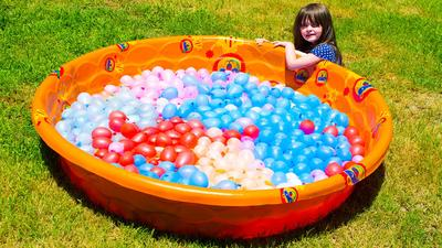 2. Water Balloon
