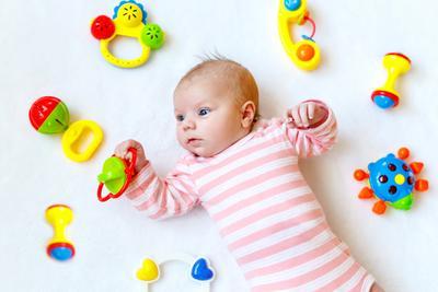 Perkembangan Bayi Usia 0-3 Bulan