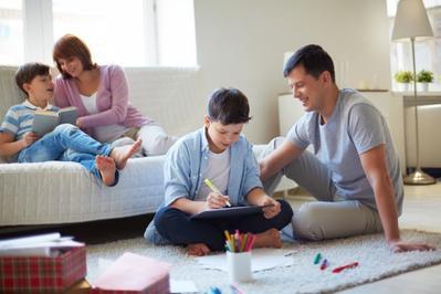 Tinggal di Apartemen, Apakah Ideal ntuk Tumbuh Kembang Anak?