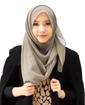 Moms, Yuk Intip Tutorial Hijab Elegan untuk Acara Formal Ini