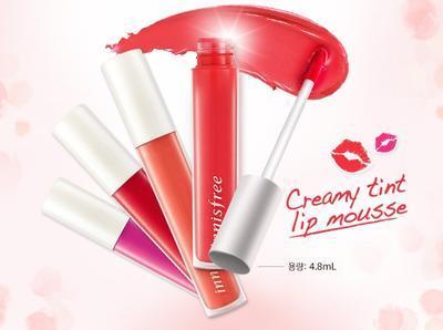 3. Creamy Lip Tint