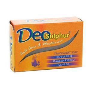 Deo Sulphur Anti Acne & Moisturizer