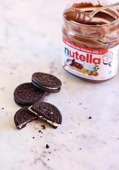Oreo Nutella