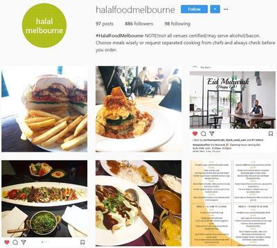 Halal Food Melbourne