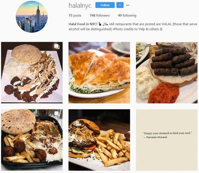 Halal Food New York