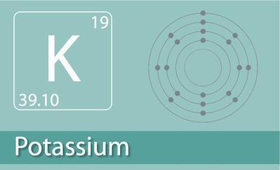 Mengandung Potassium