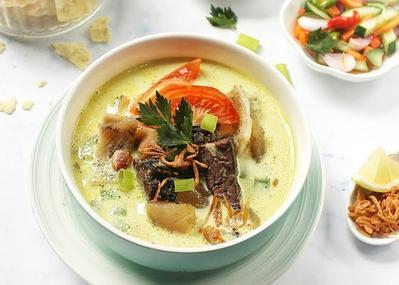 Resep Masakan: Soto Ayam Betawi Kuah Santan, Mudah dan Lezat!