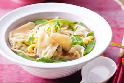 Resep Masakan: Yay, Weekend! Saatnya Masak Menu Lezat Sup Pangsit Udang