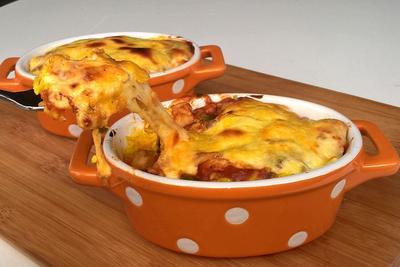 Resep Masakan: Nyaam! Lezatnya Nasi Panggang Pizza Ala Rumahan yang Mudah Ini!
