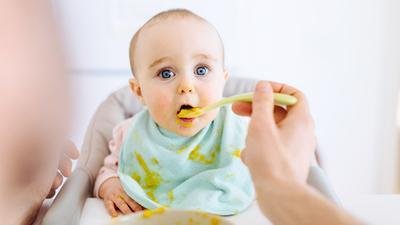 Menu MPASI: Agar Baby Tambah Chubby, Ini Resep MPASI Bergizi untuk Usia +8 Bulan