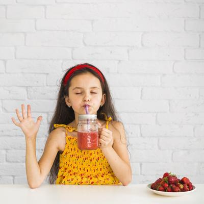 Biar Anak Nggak Bosen, Ini Minuman Sehat&Mengenyangkan Alternatif Sarapan Anak