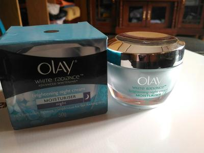 Olay White Radiance Brightening Night Cream