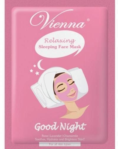 Vienna Relaxing Sleeping Face Mask