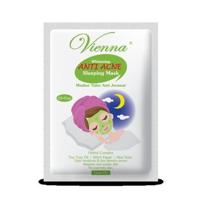 Vienna Whitening Anti Acne Sleeping Mask