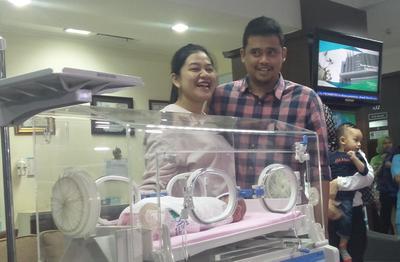 Ini Dia 5 Perbedaan Kelahiran Cucu Pertama dan Kedua Presiden Jokowi, Menarik!