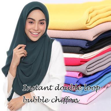 Pakailah Hijab Instan