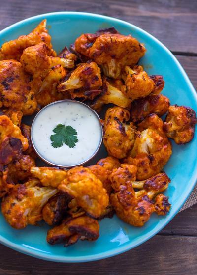 Resep Masakan: Mm, Ternyata Kembang Kol Bisa Diolah Senikmat Chicken Wing Moms!