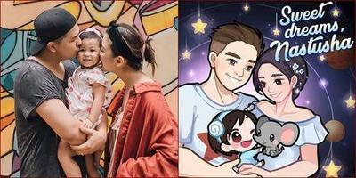 Wow, Terinspirasi Dari Sang Putri, Glenn Alinskie Ciptakan Game Online Anak Lho Moms!