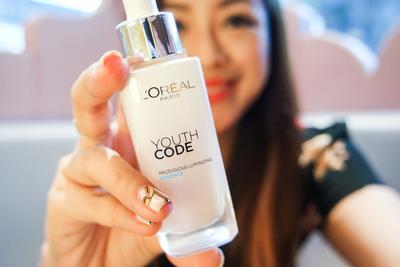 L'Oreal Youth Code Essence untuk Regenerasi Kulit 5 Kali Lebih Cepat