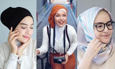 Moms, Ini Dia Tips Memilih Dalaman Hijab yang Nyaman dan Anti Panas