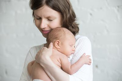 3. Ibu Belum Pulih Total